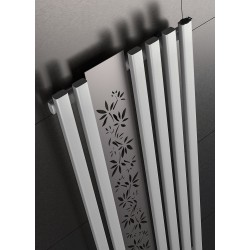 Kúpeľňový radiátor Flower